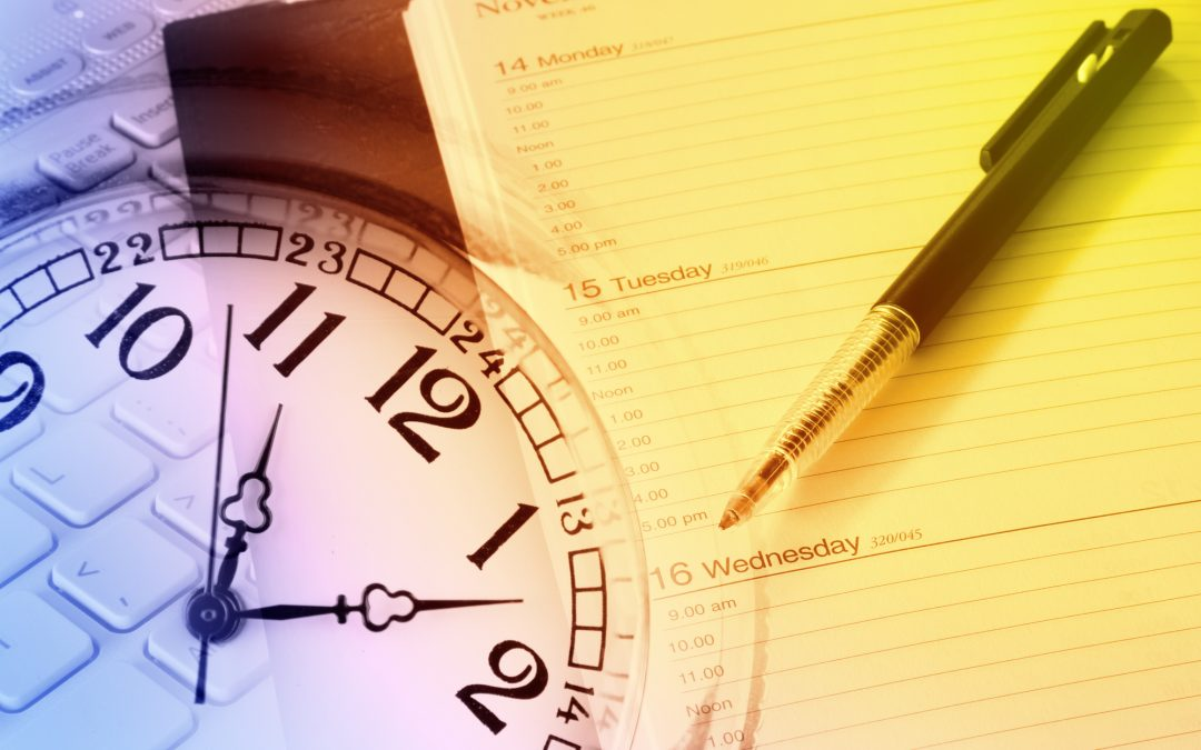 The importance of flexibility in your time management